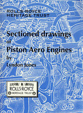 Sectioned Drawings of Piston Aero Engines - The Rolls-Royce Heritage Trust