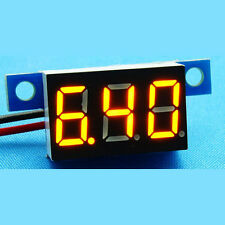 DC 3.3-17V LED Digital Voltage Monitor Panel Meter 5v 9v 12v Car Moto Battery Y