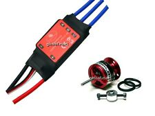EMAX CF2822 1200KV Brushless Motor + 30A Simonk ESC Multicopter Airplane Quad