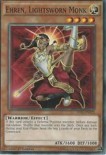 Yu-Gi-Oh: Ehren, Lightsworn Monk-SR02-EN021 - 1st Edición