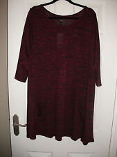 ladies long top ex evans size 22/24 NEW