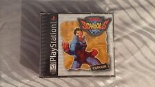 RIVAL SCHOOLS PS1 PLAYSTATION PLAY STATION SONY NTSC US COMPLETE CIB USED PS