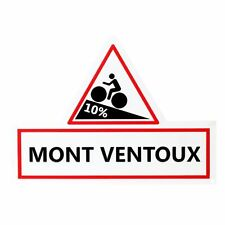 NEW TOUR DE FRANCE ROAD SIGN - MONT VENTOUX - CYCLING CYCLE NOVELTY GIFT