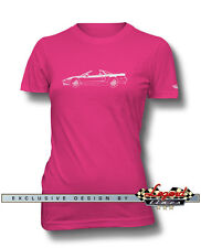 """Honda Acura NSX 1990 """"Top Off"""" Women T-Shirt - Multiple Colors and Sizes"""