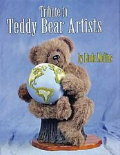 TRIBUTE TO TEDDY BEAR ARTISTS BOOK VOL 1 - includes several patterns - L Mullins