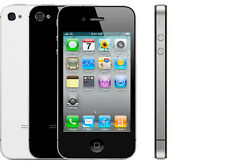 Apple iPhone 4-8gb black/white mix (unlocked) smartphone