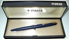 "PARKER "" 45 T X ""  BALLPEN! NOS ! UNUSED in ORIGINAL BOX ! ca. 1960"
