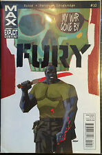 Fury Max #10 NM- 1st Print Free UK P&P Marvel Comics Garth Ennis