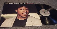 "George Thorogood ""Bad to the Bone"" LP BOB DYLAN"