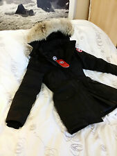 "BRAND NEW ""NAVY"" ""RED LABEL"" CANADA GOOSE TRILLIUM MEDIUM ARCTIC PARKA JACKET"