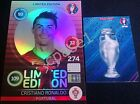XXL Limited Edition HERO - Ronaldo - Panini Adrenalyn XL UEFA Euro 2016 France