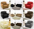 SOFA COUCH SLIP OVER EASY FIT STRETCH COVER ELASTIC FABRIC FIT SETTEE PROTECTOR
