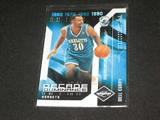 DELL CURRY HORNETS STAR NBA GENUINE PACK PULLED CERTIFIED AUTHENTIC CARD /99