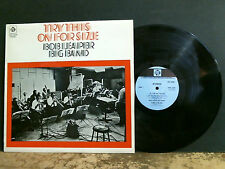 BOB LEAPER BIG BAND  Try This On For Size  L.P.  Ronnie Scott  Tony Coe etc