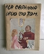 LA CAPANNA DELLO ZIO TOM ILLUSTRATO DA DAORZI ANNI '50