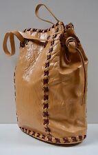 CHIMAYO Grabbel Bag Beutel Tasche 60er True Vintage 60´s Rockabilly Leder Bag