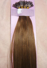 "AAA 18""-32"" Remy Human Hair Straight Stick I-Tip In Extensions 100s 1g/s 100g"