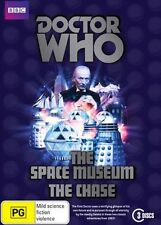 Doctor Who: The Space Museum/The Chase - DVD Region 4