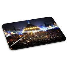 Festival Crowd Stage Music Rock Pop Indie Alternative PC Computer Mouse Mat Pad