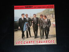 CD SINGLE - LES CHATS SAUVAGES - SHERRY - 1962