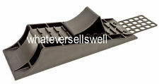 3 PART LEVEL RAMP SET motorhome caravan leveller wheel chock