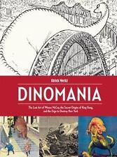 Dinomania : The Lost Art of Winsor McCay Hardcover Fantagraphics Books