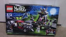 LEGO Monster Fighters The Zombies Set #9465 Brand New Sealed 4 Minfigs