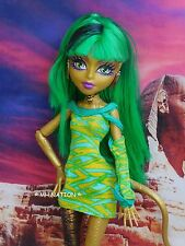 Monster High Cleo de Nile's DAWN OF THE DANCE Outfit