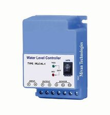 Fully Automatic Water Level Controller And 3 Sensors (1 year warranty sup230VAC)