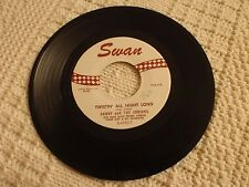 DANNY AND TE JUNIORS TWISTIN ALL NIGHT LONG/SOME KIND OF NUT SWAN 4092