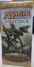 MAGIC THE GATHERING MIRRODIN BESIEGED INTO THE BREACH EVENT DECK FACTORY SEALED