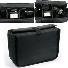 NEW MATIN Extendable Cushion Partition-M Lens DSLR SLR Camera Insert Padded Bag