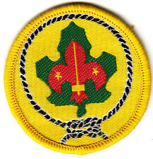 Boy Scout Badge Bound Membership MACEDONIA
