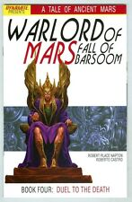 Warlord of Mars: Fall of Barsoom #4 VF+ 2011 1st Print
