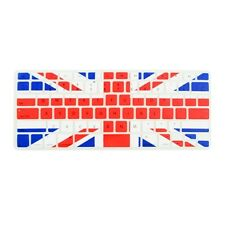 "British Flag Keyboard Cover for Macbook Pro 13"" 15"" 17"""