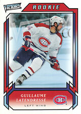 06-07 UPPER DECK VICTORY ROOKIE RC #290 GUILLAUME LATENDRESSE CANADIENS *2359