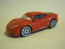 Disney/Pixar Red Ferrari, good condition (EB7-15)