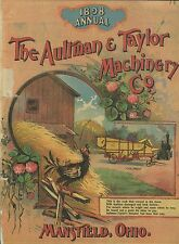 The Aultman & Taylor Machinery Co