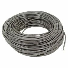 NEW Ethernet Cable LAN PURE COPPER STRANDED CAT6 Grey 100M OR 328ft FREE POST
