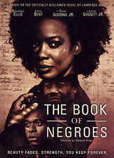 The Book of Negroes ~ Complete MiniSeries ~ BRAND NEW 3-DISC DVD SET