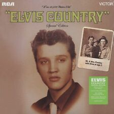 Elvis Presley ELVIS COUNTRY FTD 2 LP Ltd Ed 180g Vinyl NEW & SEALED - LAST ONEs*