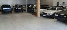 VW Golf 1 Cabrio Verdeck Spannseil seitlich incl. Feder Bj. 1986 bis 1993