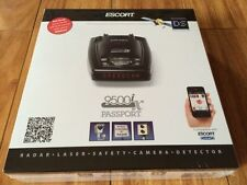 BRAND NEW 100% genuine Escort Passport 9500ix Radar/Laser Detector (Red Display)