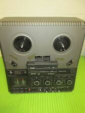 PHILIPS N4504 REEL TO REEL, PARTS or RESTORE, PLAYS & RECORDS, FREE SHIPPING