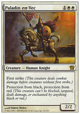 MTG PALADIN EN-VEC EXC - PALADINO EN-VEC - 9TH - MAGIC