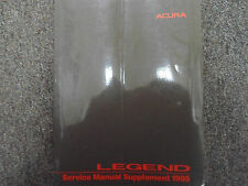 1995 Acura Legend Service Manual Supplement Repair Shop FACTORY BRAND NEW x