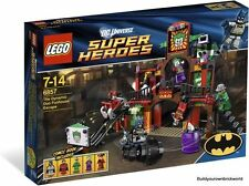 The Dynamic Duo Funhouse Escape LEGO 6857 Sealed Set NISB DC Super Heroes
