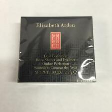 ELIZABETH ARDEN DUAL PERFECTION BROW SHAPER AND EYELINER - SABLE 03