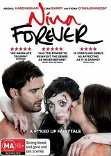 Nina Forever (DVD, 2016) Fiona O'Shaughnessy, Abigail Hardingham, Cian Barry, Da