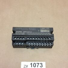 Mitsubishi AJ65SBTB1-16D 16 Point Input/Output Module Unit 24 VDC